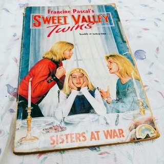 Sweet Valley - Sisters at War