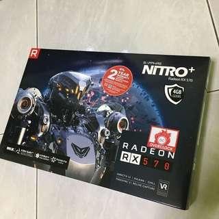 WTS - Sapphire nitro RX570 4gb