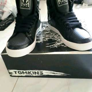 #CNY2018 Tomkins Rock n Revolution High Top Shoes