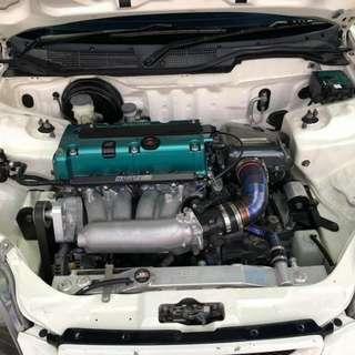 Honda Civic EK3 Thai