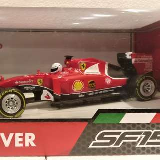 Shell Ferrari Remote Control Car