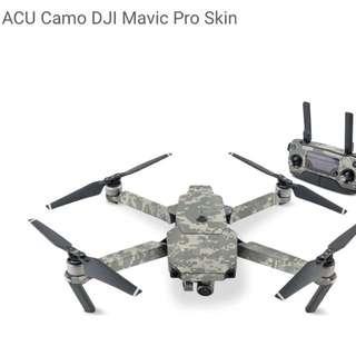 ACU Camo DJI Mavic Pro Skin
