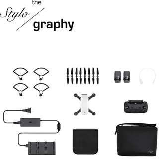 DJI Spark Fly More Combo [NEW / 1 year warranty]