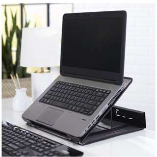 Ventilated laptop stand AMAZONBASIC