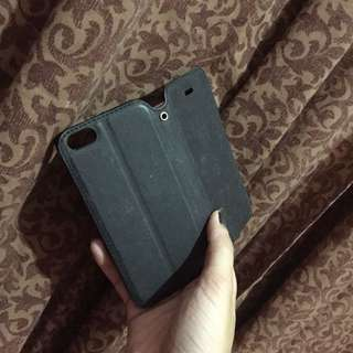 BLACK PHONECASE FOR IPHONE 5c/5s/5
