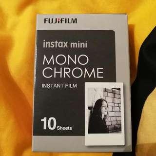 Fujifilm 黑白即影即有相紙