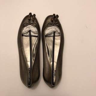 Gucci平底鞋34.5號