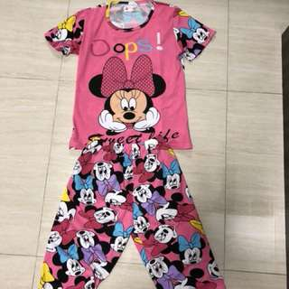 Pyjamas Set - Minnie