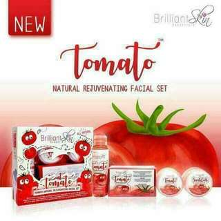 Brilliant Tomato set