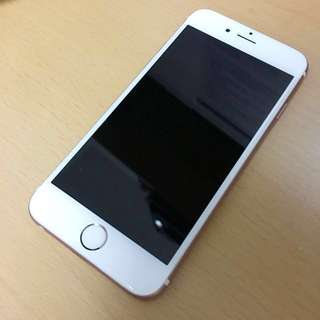 iPhone 6s 64G Rose good condition iOS11.1.2 (11 February)
