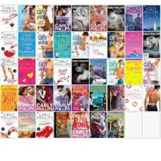 Carly Phillips eBook Collection for Kindle/iPad/Nook