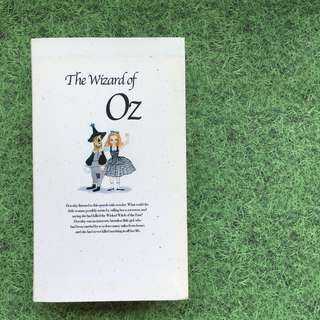 The Wizard of Oz notebook/journal/sketchbook