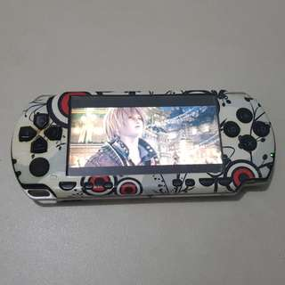 Psp Slim (PSP 2001) (with battery and charger)