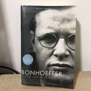 Bonfoeffer biography