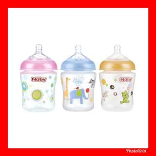 NUBY Natural Touch Bottle 🍼
