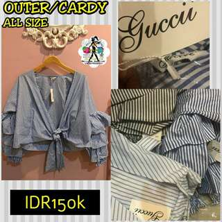 OUTER / CARDY GUCCI