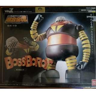 Bandai Soul Of Chogokin GX-10 Boss Borot MIB