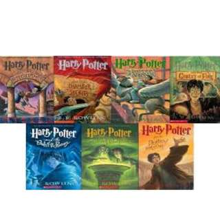 JK Rowling Harry Potter eBook Collection for Kindle/iPad/Nook