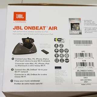 JBL Onbeat Air
