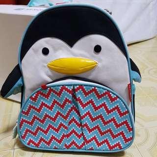 Skip Hop Penguin Backpack-Limited edition