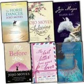Jojo Moyes eBook Collection for Kindle/iPad/Nook
