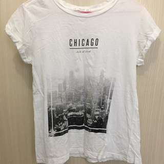 Mango Chicago shirt