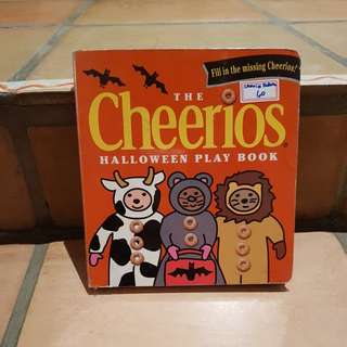 The Cheerios Halloween Play Book