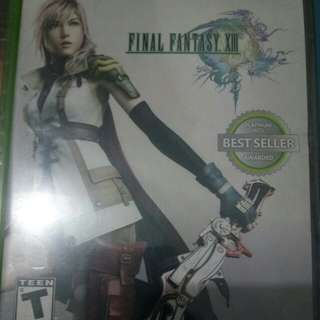 FINAL FANTASY 8 (XBOX 360 UNOPENED)