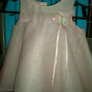 Infant Gown.. Light Pink