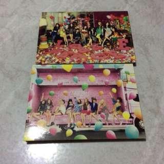 Girls generation CD