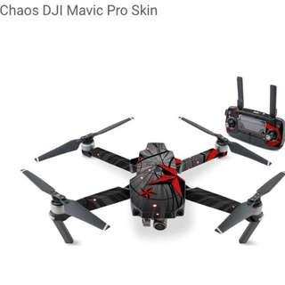 Chaos DJI Mavic Pro Skin