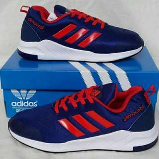 Adidas climacool blue red