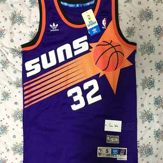 Jason Kidd 太陽 size S 美版 100% new with tag nba