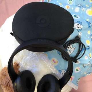 Beats Solo3 Wireless Headphones Limited Edition (Matt Black)