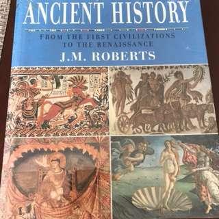 Super good deal!! History hardcovert