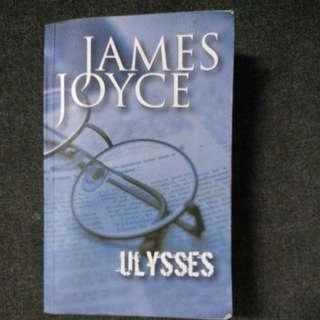 ULYSSES- JAMES JOYCE