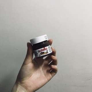 nutella 費列羅榛子朱古醬 mini 25g