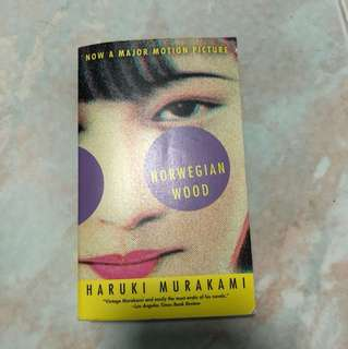 ($12) Norwegian Wood Haruki Murakami