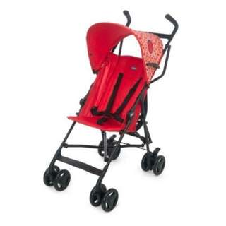 Stroller Chicco Snappy Red