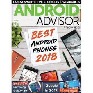 Ebook Android Advisor — Issue 46 2018