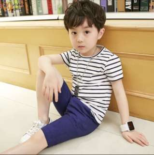 Boy clothes and pant