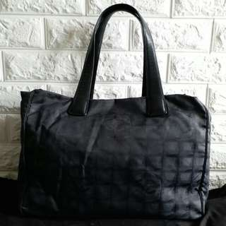 Chanel A15991黑色奶粉袋