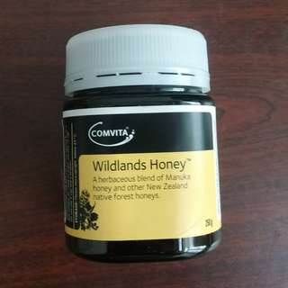 Comvita Wildlands Honey 康維他蜜糖