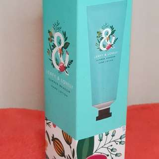 Leafy & Lovely Summer Meadow Hand Lotion