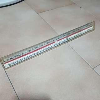 measuring scale ruler