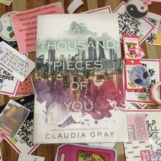 Claudia Gray | A Thousand Pieces of You | Paper Back