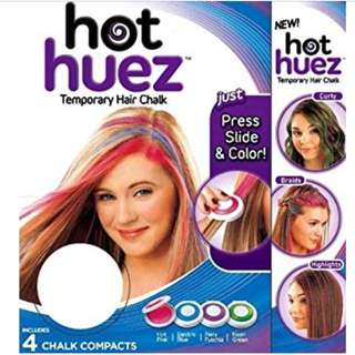 Temporary Hair Chalk (Hot Huez)