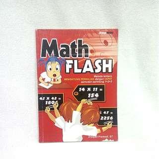 BUKU 5 RIBU: Math flash