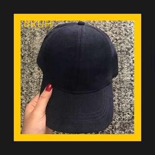 ZARA BLACK CAP