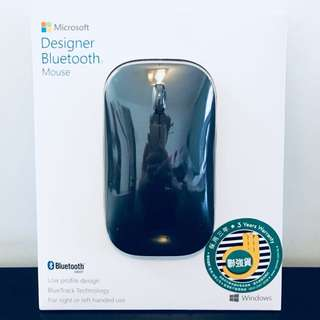 Microsoft Designer Bluetooth Mouse 籃芽滑鼠